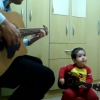 You are never too young to sing Beatles songs