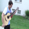 Dribbling, dunking, playing guitar – wait! What?