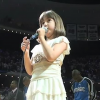 This seven year old singer doesn't let Autism hold her back