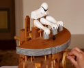Very Cool Handmade Wooden Shell Game… Still Lost All My Money