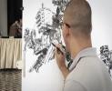2012 Timelapse Live Sketch Marathon with Artist Kim Jung Gi